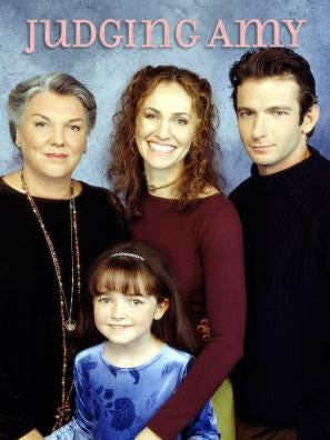 Judging Amy tv poster