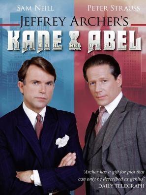 Kane & Abel tv movie postr