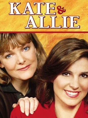 Kate & Allie TV poster