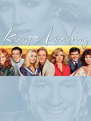 """Knots Landing"" tv poster"