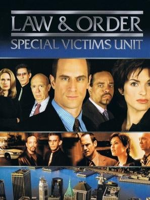 Law & Order: Special Victims Unit tv poster