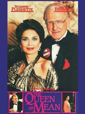 Leona Helmsley-The Queen of Mean tv movie poster