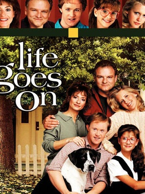 Life Goes On tv poster