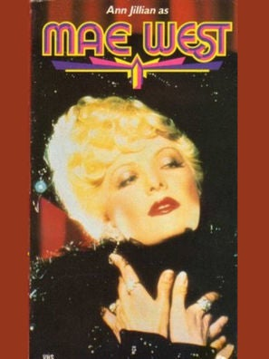 Mae West tv movie poster