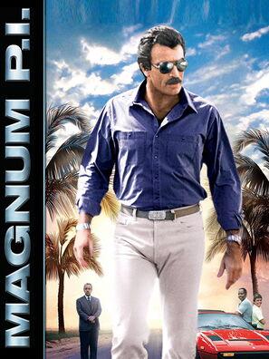 Magnum, P.I. tv series poster
