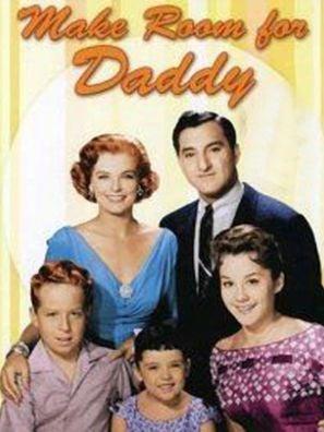 Make Room for Granddaddy tv show poster
