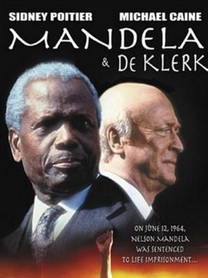 Mandela and De Klerk tv movie poster