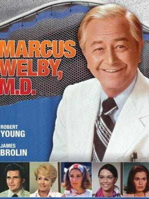 Marcus Welby, M.D. tv poster