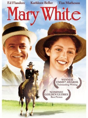 Mary White tv movie poster