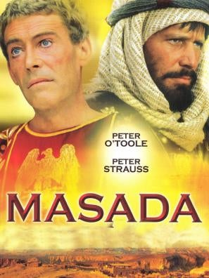 Masada tv movie poster