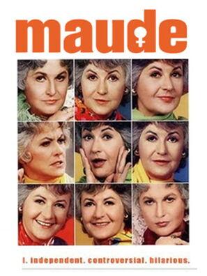 Maude tv series poster