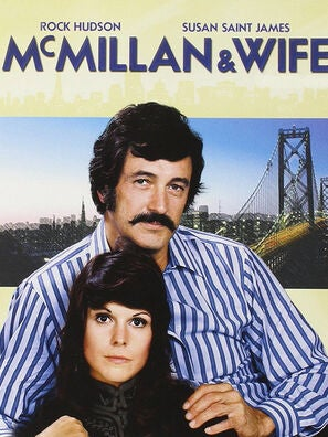McMillan and Wife tv poster