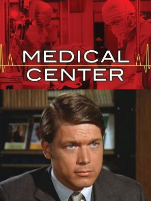 Medical Center tv series poster