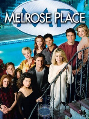 Melrose Place tv poster