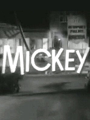 Mickey tv series poster