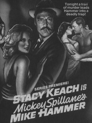 Mike Hammer tv poster