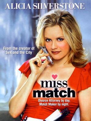 Miss Match tv series poster