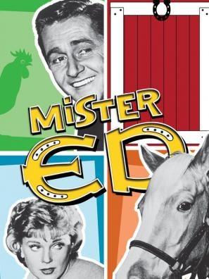 Mister Ed tv poster