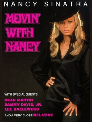 Movin' with Nancy tv show poster