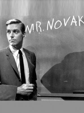 Mr. Novak tv series poster