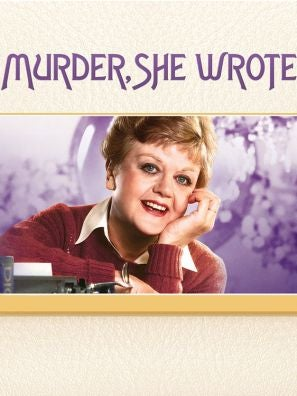 Murder She Wrote tv poster