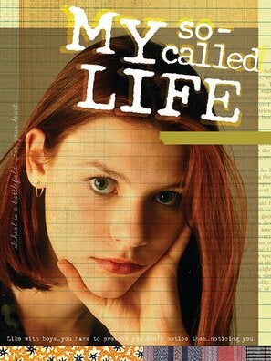 My So-Called Life TV series poster