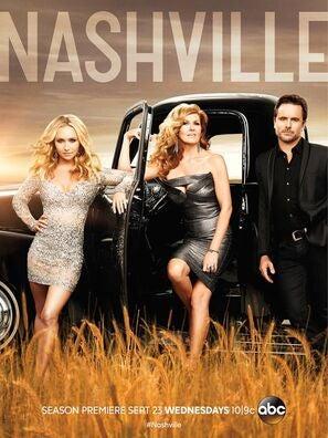 Nashville TV poster