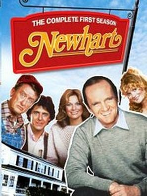 Newhart tv show poster