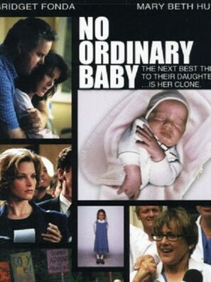 No Ordinary Baby tv poster