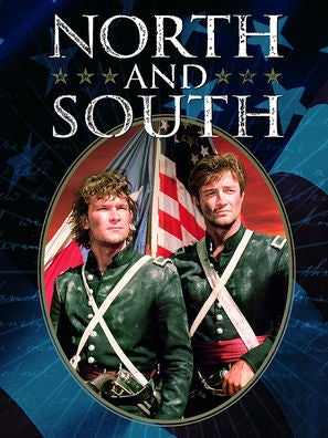 North and South movie poster