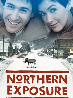 Northern Exposure tv poster