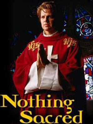 Nothing Sacred tv series poster