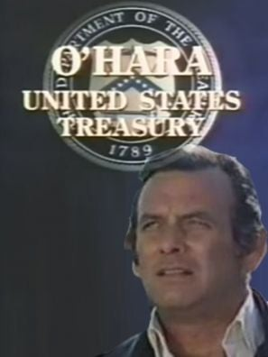 O'Hara, U.S. Treasurey tv series poster
