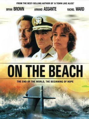 On the Beach tv movie poster