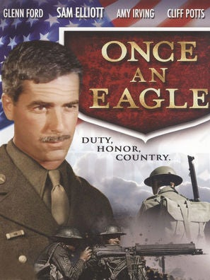 Once an Eagle tv movie poster