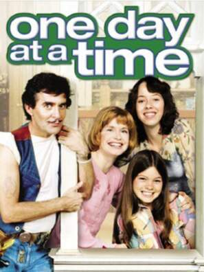 One Day at a Time tv series poster