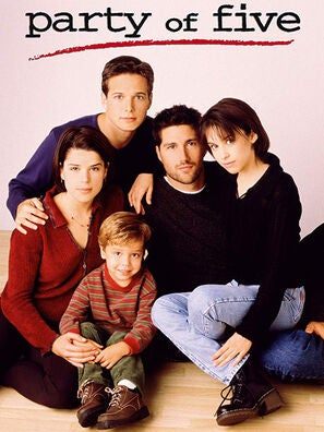 Party of Five tv posters