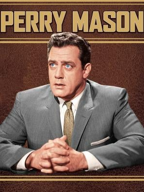 Perry Mason tv poster