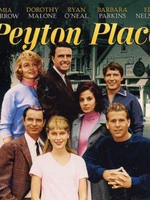 Peyton Place TV series poster