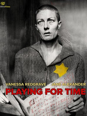 Playing for Time tv movie poster
