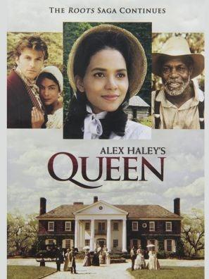Alex Haley's Queen tv movie poster