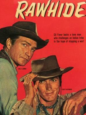 Rawhide tv poster