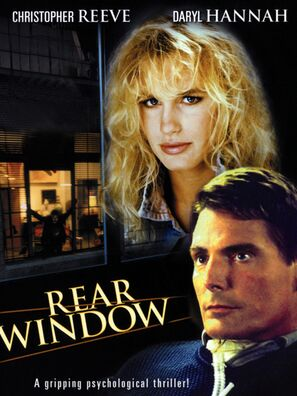 Rear Window TV movie poster