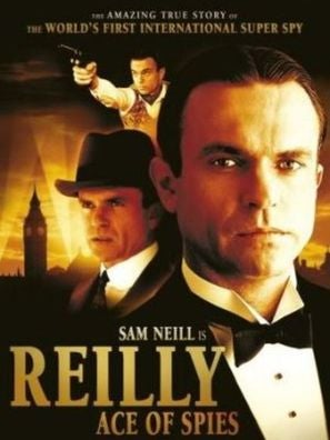 Reilly: Ace of Spies tv poster