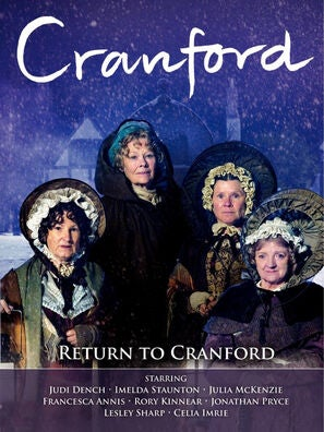 Return to Cranford TV poster