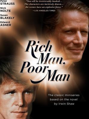 Rich Man, Poor Man movie poster