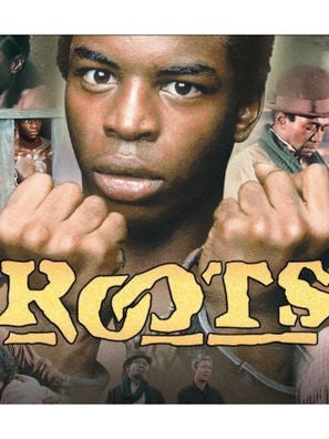 Roots TV mini series poster