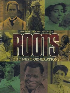 Roots: The Next Generation poster