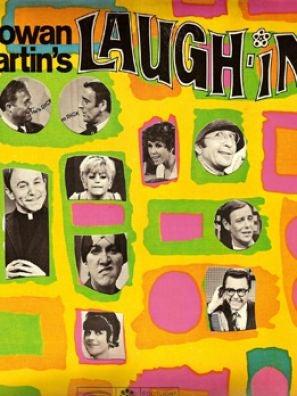 Rowan Martin S Laugh In Golden Globes