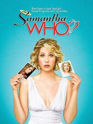 Samantha Who? TV poster